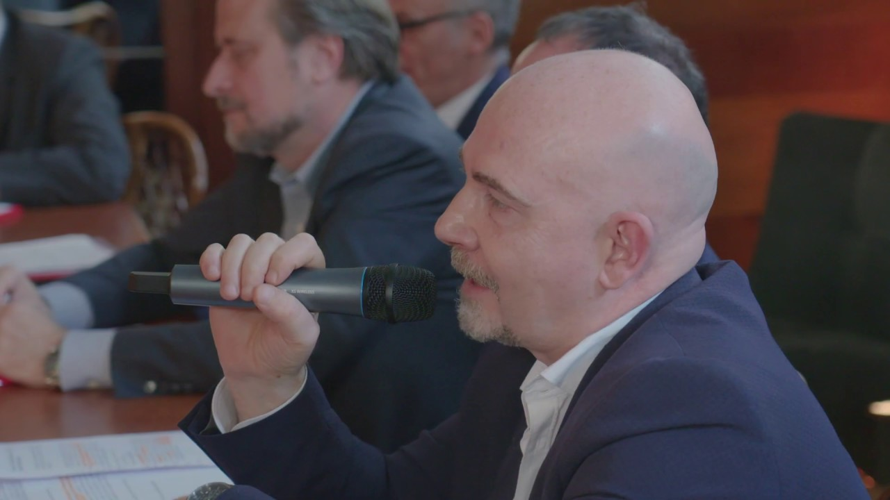 Conferenza stampa presentazione Cersaie 2019